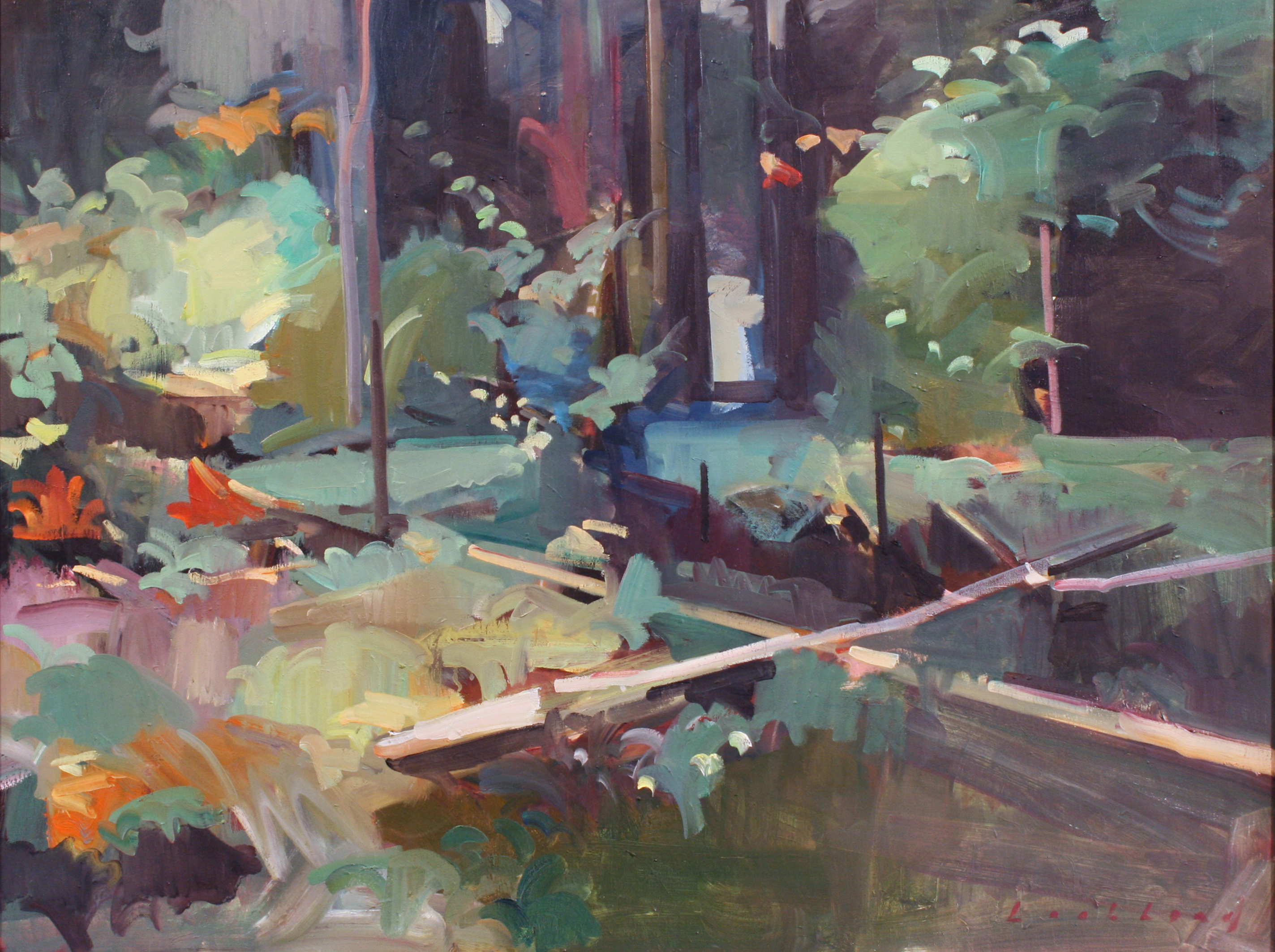 Wallace Galleries - Kenneth Lochhead
